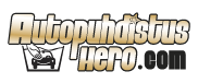 Autopuhdistus Hero Logo